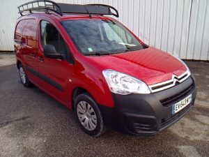 CITROEN BERLINGO M 1.6 BLUEHDI 100 BUSINESS S&S ROUGE EV-643-NY