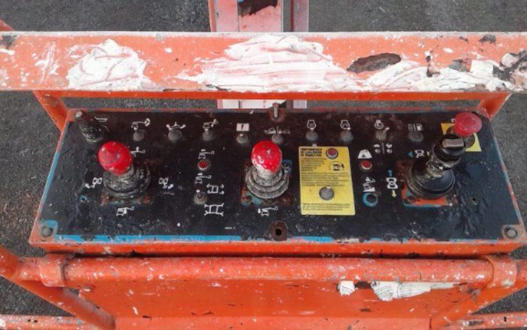 GENIE NACELLE DIESEL S-85 AN 2008 28M  ND28901