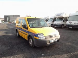 FORD TRANSIT CONNECT T200 1.8 TDCI FOURGON 90 CV  AA-854-AX