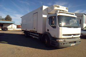RENAULT PREMIUM 270 FRIGO BLANC CL-541-PV