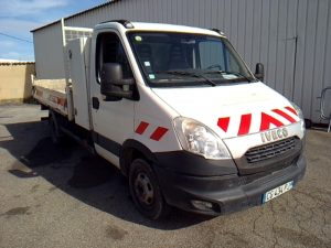 IVECO DAILY 35C13 BENNE  CG-434-PJ