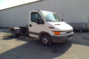 IVECO BENNE 5T2  BY-102-VK