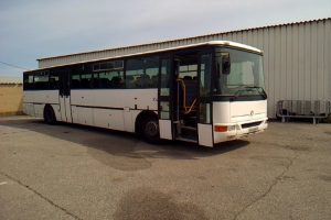 KAROSA BUS BLANC FF-692-HF