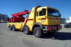 RENAULT G340 GRUE DEPANNAGE  4897VY62