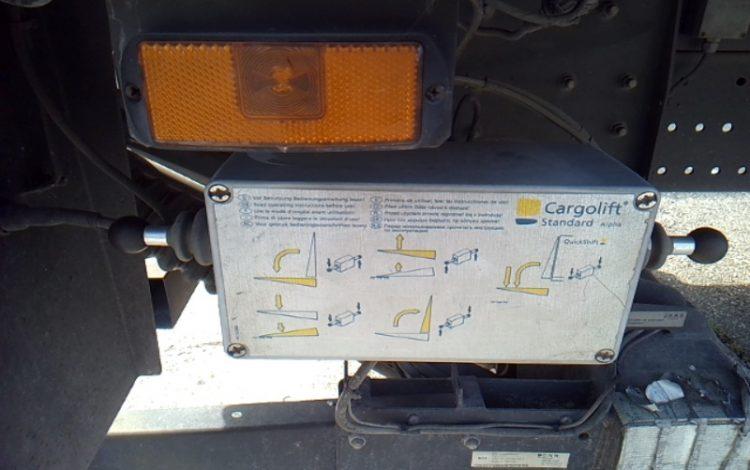 MERCEDES AXOR CAISSE 19T BLANC BP-703-GJ