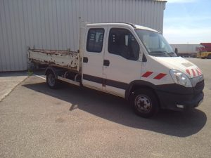 IVECO DAILY BENNE  CT-817-VF