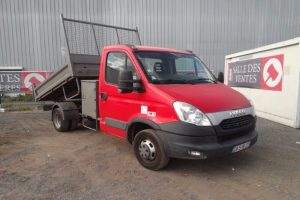 IVECO DAILY 35C13 BENNE  CA-518-JY