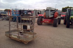 MANITOU NACELLE ELEVATRICE DIESEL  510MA