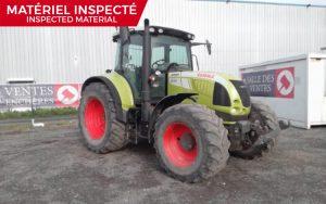 CLAAS TRACTEUR AGRICOLE ARION 640 A19 ANNEE 2010  GLBT944
