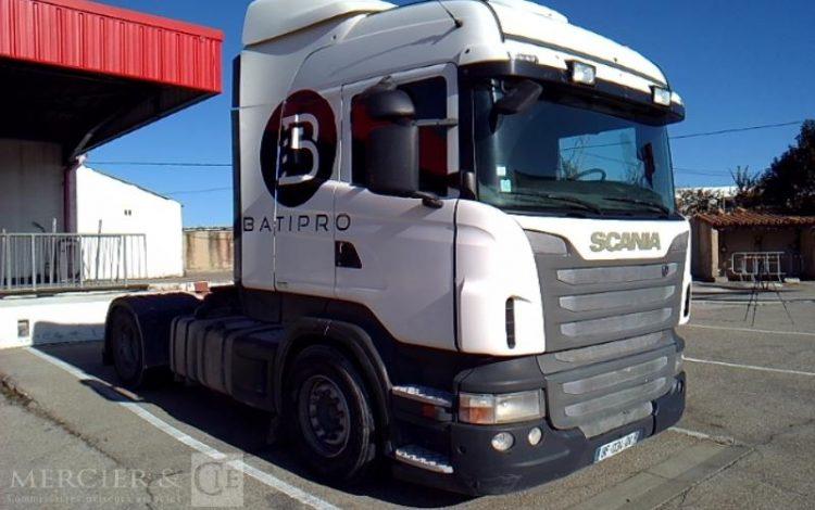 SCANIA 480CV BLANC BF-034-QV