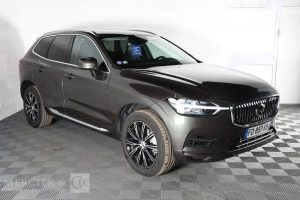 VOLVO XC60 T8 TWIN ENGINE 390CH INSCRIPTION LUXE GEARTRONIC GRIS FD-897-KB