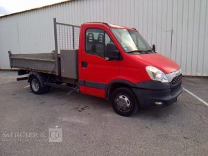 IVECO DAILY 35C13 BENNE ROUGE CA-551-JY