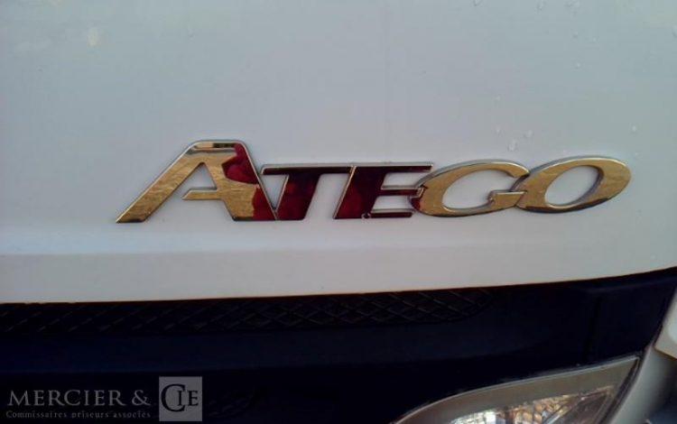 MERCEDES ATEGO  CX-608-EM