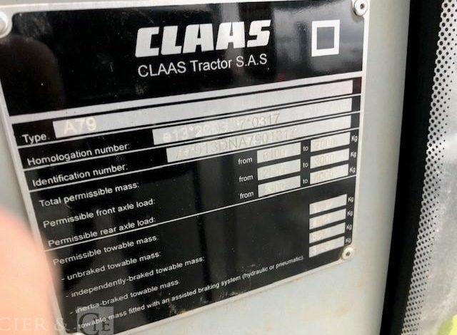 CLAAS ATOS 340  EK-477-QL