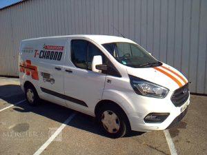 FORD TRANSIT CUSTOM 280 L1H1 TDCI 105 TREND BUSINESS BLANC EW-942-WT